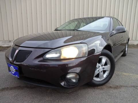 2008 Pontiac Grand Prix for sale at Top Gear Motors in Union Gap WA