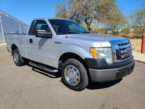 2011 Ford F-150 for sale at NEW UNION FLEET SERVICES LLC in Goodyear AZ