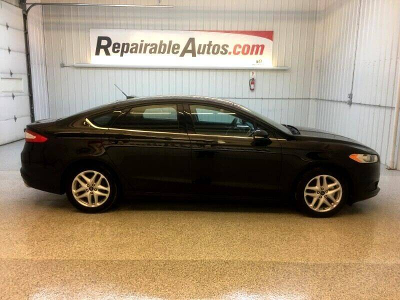 2016 Ford Fusion SE 4dr Sedan - Strasburg ND