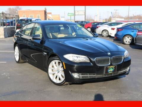2011 BMW 5 Series for sale at AUTO POINT USED CARS in Rosedale MD