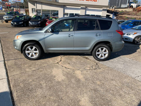 2007 Toyota RAV4 for sale at State Line Motors in Bristol VA