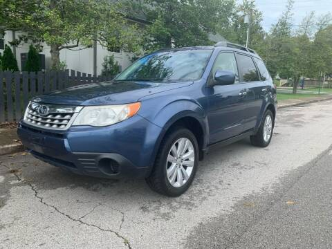 2012 Subaru Forester for sale at Eddie's Auto Sales in Jeffersonville IN