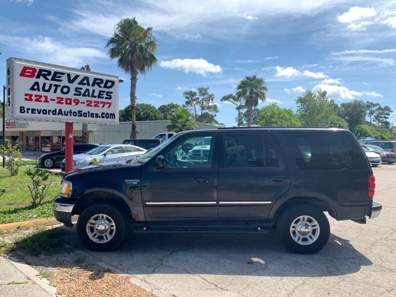 2000 Ford Expedition for sale at Brevard Auto Sales in Palm Bay FL