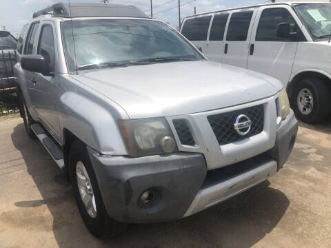 2010 Nissan Xterra for sale at Auto Access in Irving TX