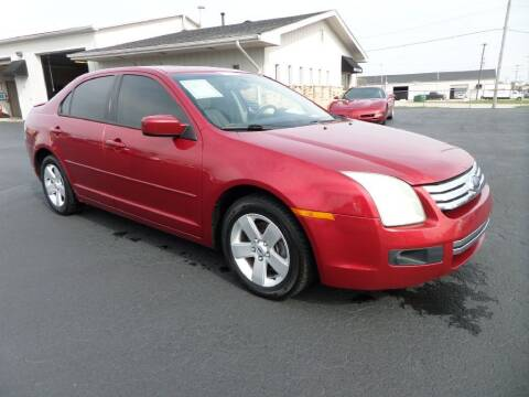 2008 Ford Fusion for sale at Budget Corner in Fort Wayne IN