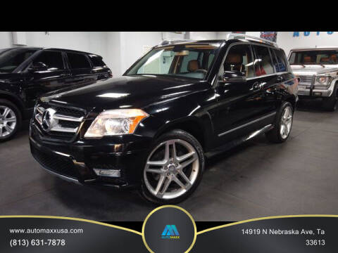 2010 Mercedes-Benz GLK for sale at Automaxx in Tampa FL