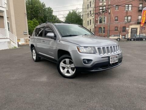 2016 Jeep Compass for sale at PRNDL Auto Group in Irvington NJ
