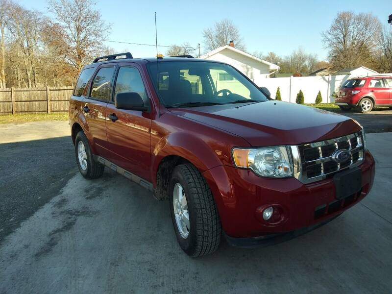 2011 Ford Escape for sale at John's Auto Sales & Service Inc in Waterloo NY