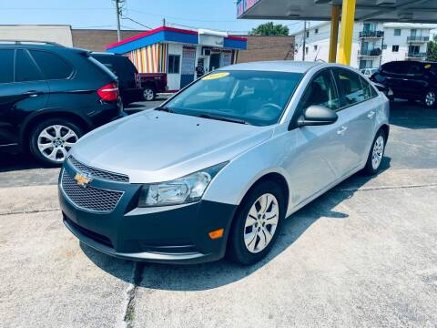 2013 Chevrolet Cruze for sale at Car Credit Stop 12 in Calumet City IL