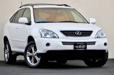 2007 Lexus RX 400h for sale at MS Motors in Portland OR