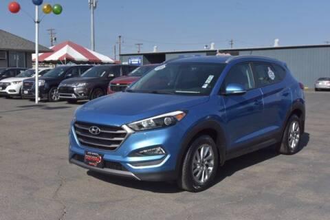 2016 Hyundai Tucson for sale at Choice Motors in Merced CA