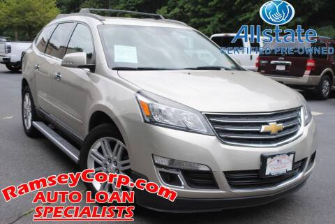 2014 Chevrolet Traverse for sale at Ramsey Corp. in West Milford NJ