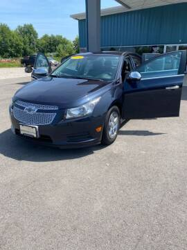 2014 Chevrolet Cruze for sale at Wildfire Motors in Richmond IN