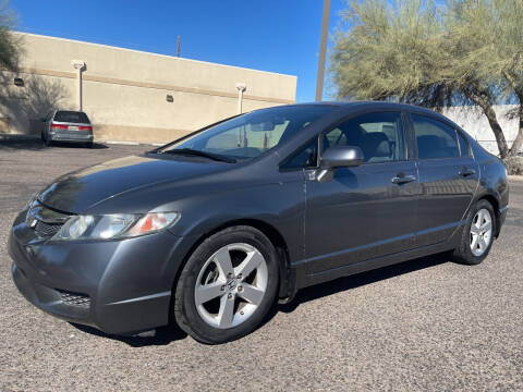 2009 Honda Civic for sale at Tucson Auto Sales in Tucson AZ