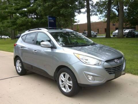 2013 Hyundai Tucson for sale at MSB Enterprises in Fenton MO
