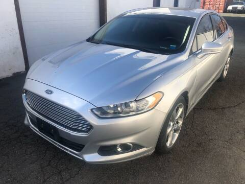 2013 Ford Fusion for sale at Jay's Automotive in Westfield NJ