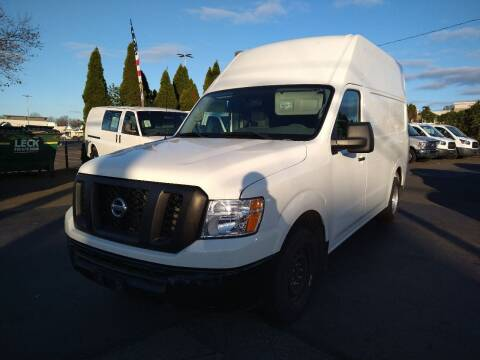 2018 Nissan NV Cargo for sale at P J McCafferty Inc in Langhorne PA
