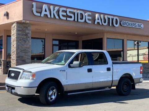 2006 Ford F-150 for sale at Lakeside Auto Brokers Inc. in Colorado Springs CO