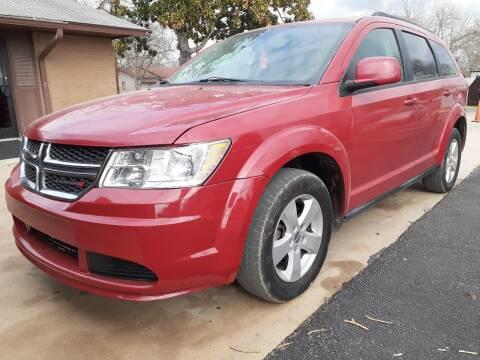 2012 Dodge Journey for sale at John 3:16 Motors in San Antonio TX
