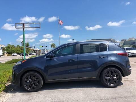 2021 Kia Sportage for sale at Key West Kia in Key West Or Marathon FL