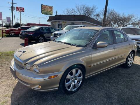 2005 Jaguar X-Type for sale at Texas Select Autos LLC in Mckinney TX