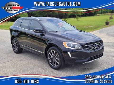 2016 Volvo XC60 for sale at Parker's Used Cars in Blenheim SC