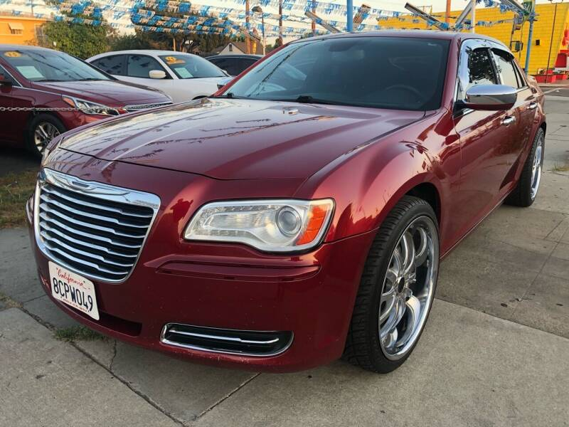 2012 Chrysler 300 for sale at Plaza Auto Sales in Los Angeles CA