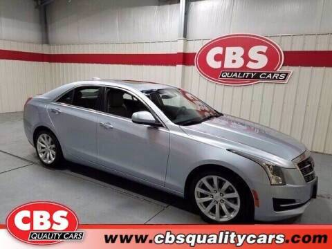 2018 Cadillac ATS for sale at CBS Quality Cars in Durham NC