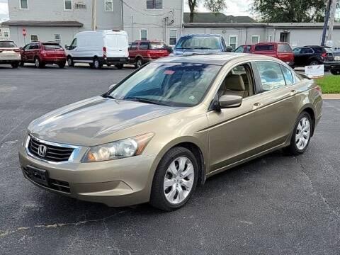 2008 Honda Accord for sale at JC Auto Sales in Belleville IL