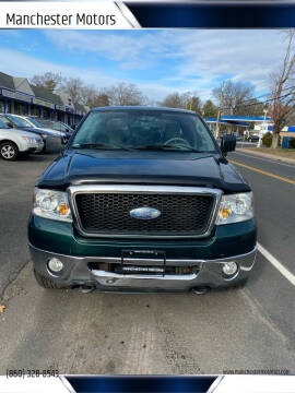 2007 Ford F-150 for sale at Manchester Motors in Manchester CT