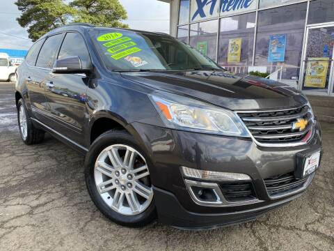2014 Chevrolet Traverse for sale at Xtreme Truck Sales in Woodburn OR
