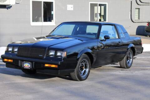 1987 Buick Regal for sale at Great Lakes Classic Cars & Detail Shop in Hilton NY