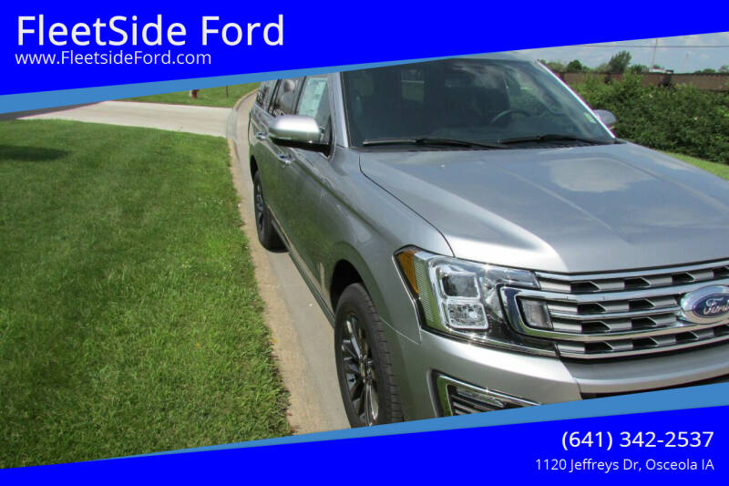 2021 Ford Expedition for sale in Osceola, IA