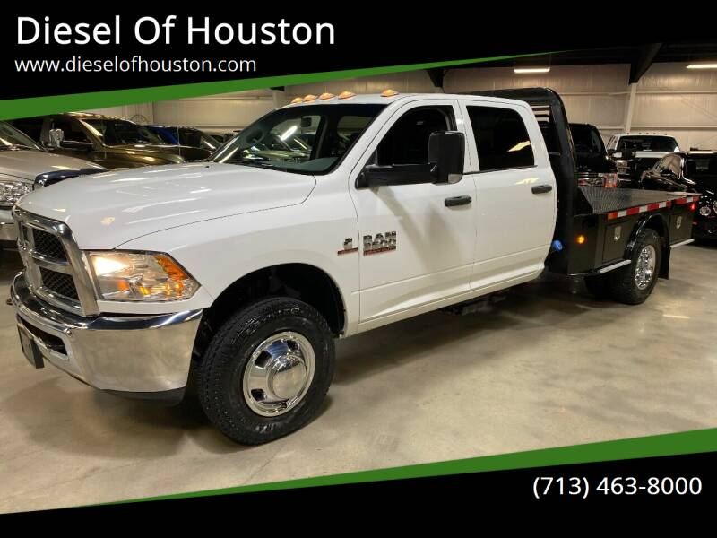 2018 RAM Ram Chassis 3500 for sale at Diesel Of Houston in Houston TX