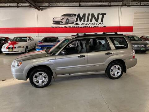 2006 Subaru Forester for sale at MINT MOTORWORKS in Addison IL