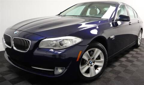 2012 BMW 5 Series for sale at CarNova in Stafford VA