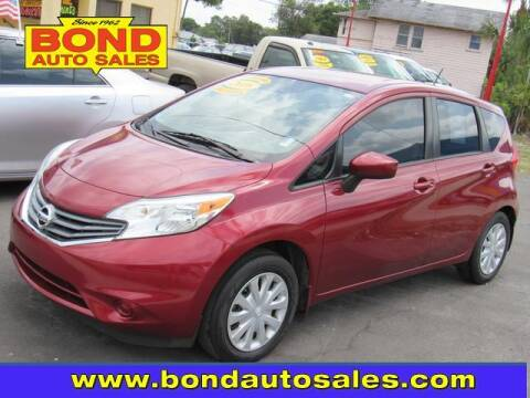 2016 Nissan Versa Note for sale at Bond Auto Sales in St Petersburg FL