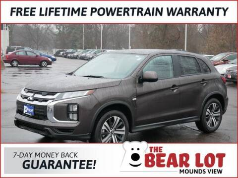 2020 Mitsubishi Outlander Sport for sale at Rydell Auto Outlet in Mounds View MN