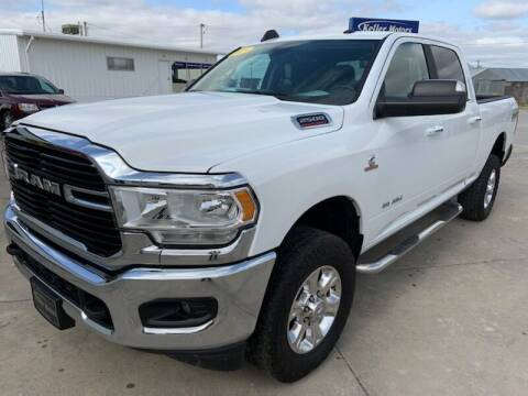 2019 RAM Ram Pickup 2500 for sale at Keller Motors in Palco KS