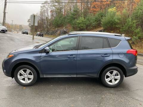 2014 Toyota RAV4 for sale at MICHAEL MOTORS in Farmington ME