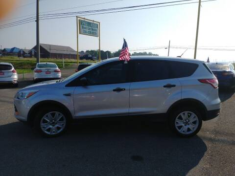 2015 Ford Escape for sale at Space & Rocket Auto Sales in Meridianville AL