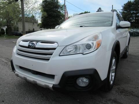 2013 Subaru Outback for sale at PRESTIGE IMPORT AUTO SALES in Morrisville PA