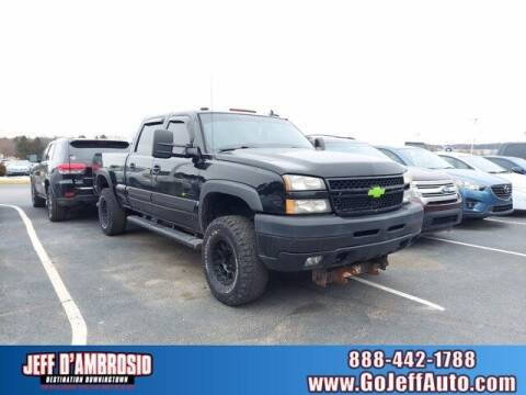 2007 Chevrolet Silverado 2500HD Classic for sale at Jeff D'Ambrosio Auto Group in Downingtown PA