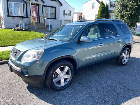 2009 GMC Acadia for sale at Jordan Auto Group in Paterson NJ