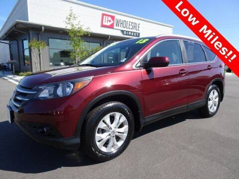 2013 Honda CR-V for sale at Wholesale Direct in Wilmington NC
