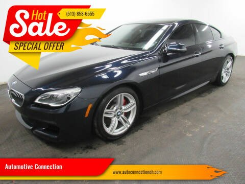 2017 BMW 6 Series for sale at Automotive Connection in Fairfield OH