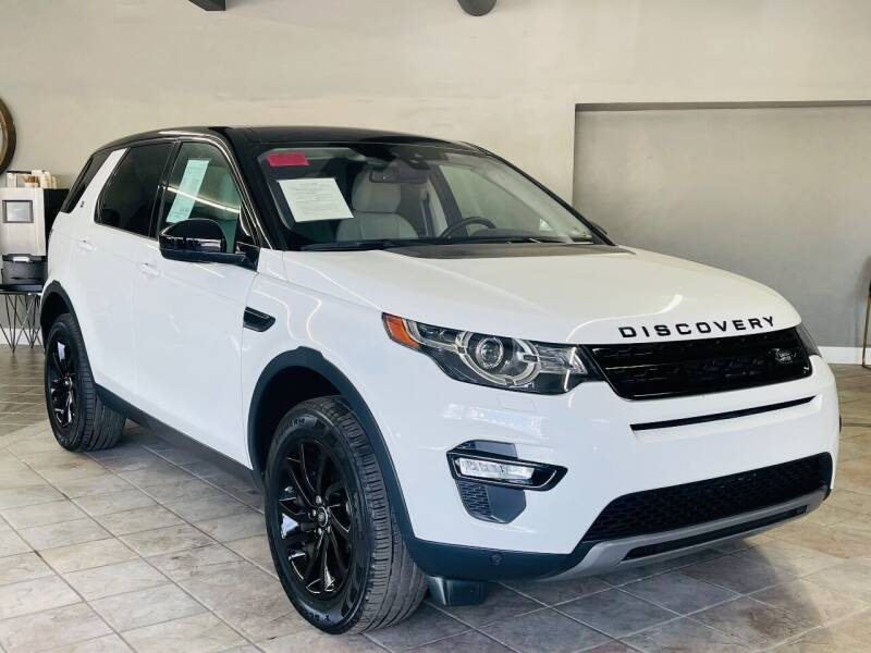 2019 Land Rover Discovery Sport for sale at Automaxx Of San Diego in Spring Valley CA