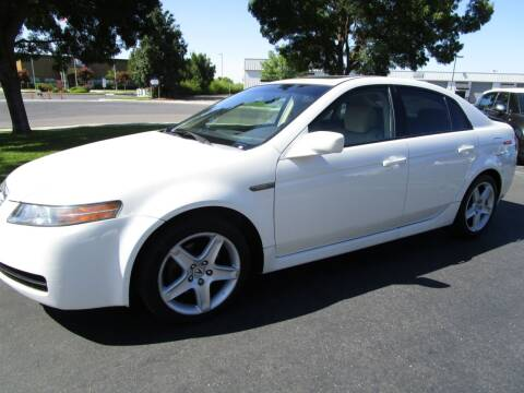 2005 Acura TL for sale at KM MOTOR CARS in Modesto CA