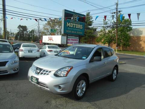 2015 Nissan Rogue Select for sale at Brookside Motors in Union NJ