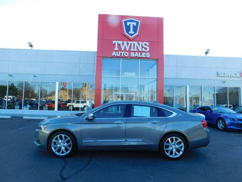 2019 Chevrolet Impala for sale at Twins Auto Sales Inc Redford 1 in Redford MI